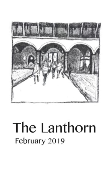 February 2019 Lanthorn Cover